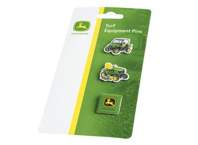 Juego de Pines Espacios Verdes