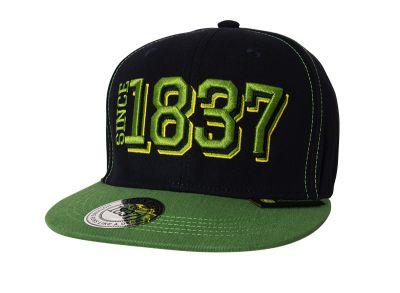 """Cap """"1837"""" mit flachem Schirm"""
