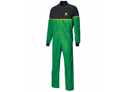 Klassisk grön overall
