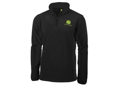365 Black Fleece Pullover