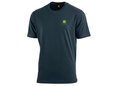 T-shirt met logo op voor- en achterkant