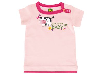 Animal Graphic Babies' T shirt