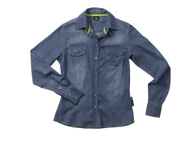 Ladies Denim Blouse