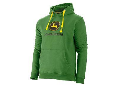 'John Deere'' Sweatshirt met capuchon