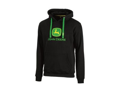 Hooded Sweatshirt 'John Deere'