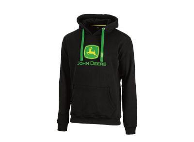 Sudadera John Deere con capucha