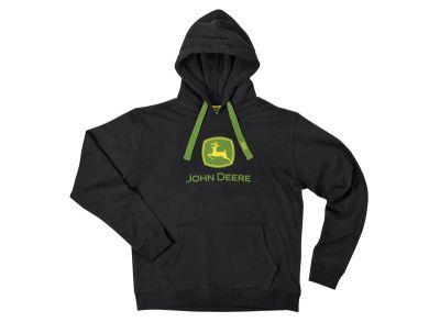 Sweatshirt med huva: John Deere