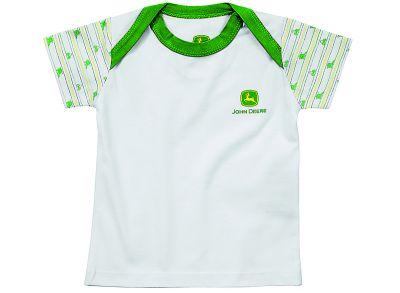 """T-shirt för spädbarn: """"Little Farm"""""""
