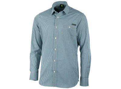 Rutig John Deere 37-skjorta
