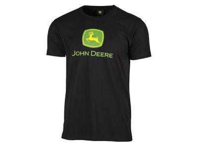 Klasyczny T-shirt z logo