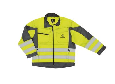 Work Jacket High Visibility Class 2