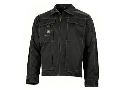 Work Jacket Black