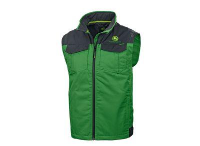 Green Wadded Waistcoat