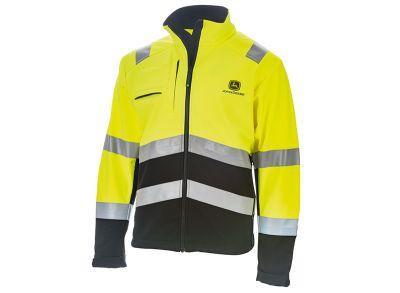 High Visibility Softshell Jacket