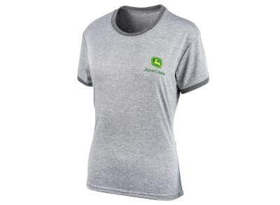 Grey Active Ladies' T-Shirt