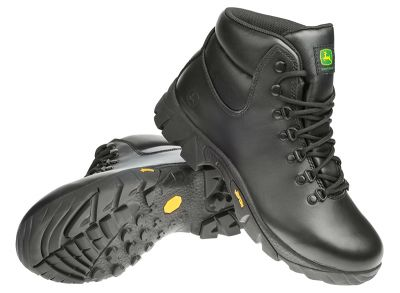 Black Leisure Boots