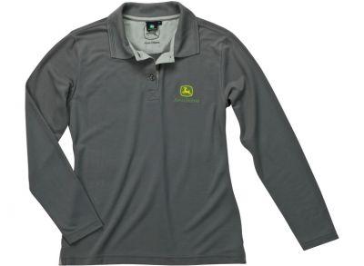 Ladies' Long Sleeve Polo Shirt