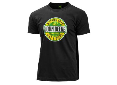 T-shirt Nothing Runs Like A Deere