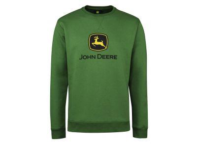 Sweatshirt met logo