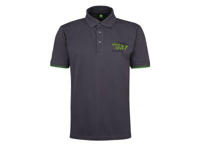 Poloshirt 'Nothing Runs Like a Deere'