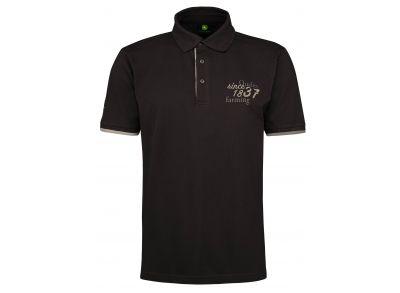 Polo Shirt 'Nothing Runs…'