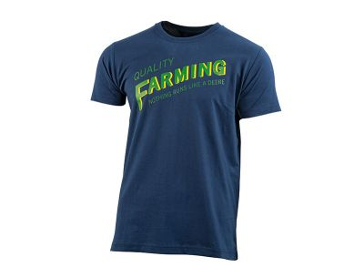"""Koszulka znapisem """"Quality Farming"""""""