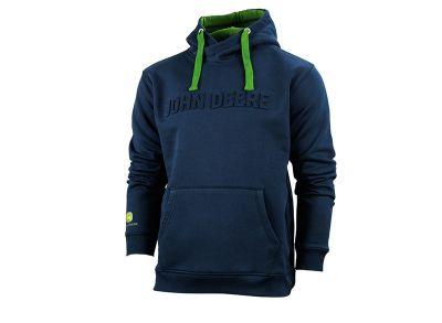 Hooded Sweatshirt 'Embossed'