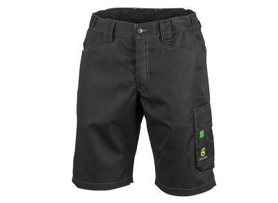 Pantaloni corti da lavoro neri