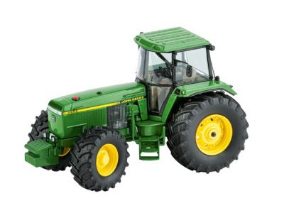 John Deere 4955 with front weight