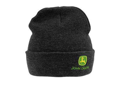 Dzianinowa czapka John Deere
