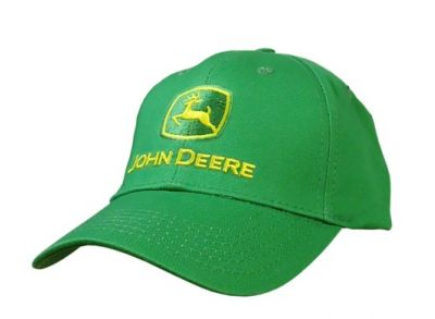 John Deere Cap, Green