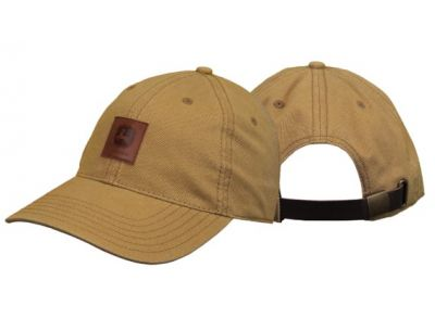 JD Canvas Cap, Khaki