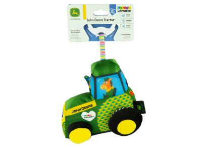 Lamaze Clip & Go-Traktor