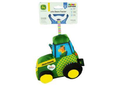 Lamaze Tractor Clip & Go