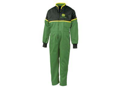 Grön overall för barn