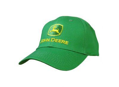 Boné John Deere para crianças